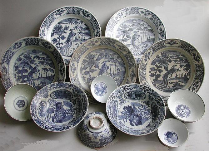 Chinese Shipwreck Porcelain